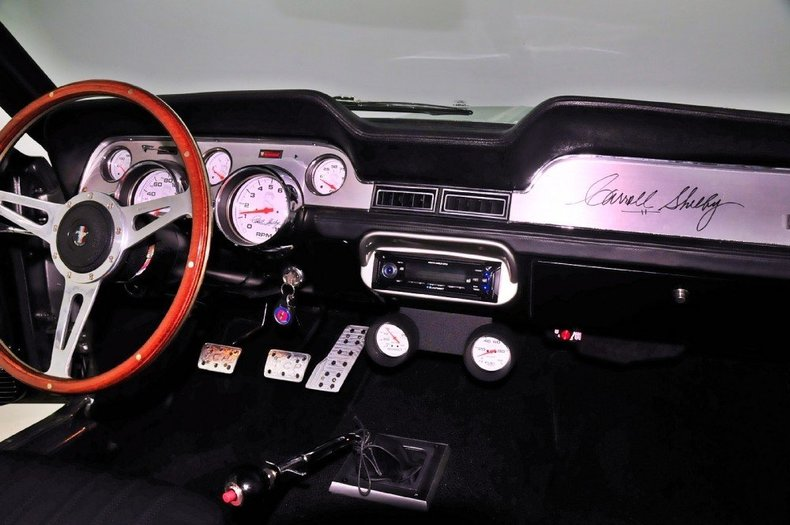 1968 Ford Mustang Image 21