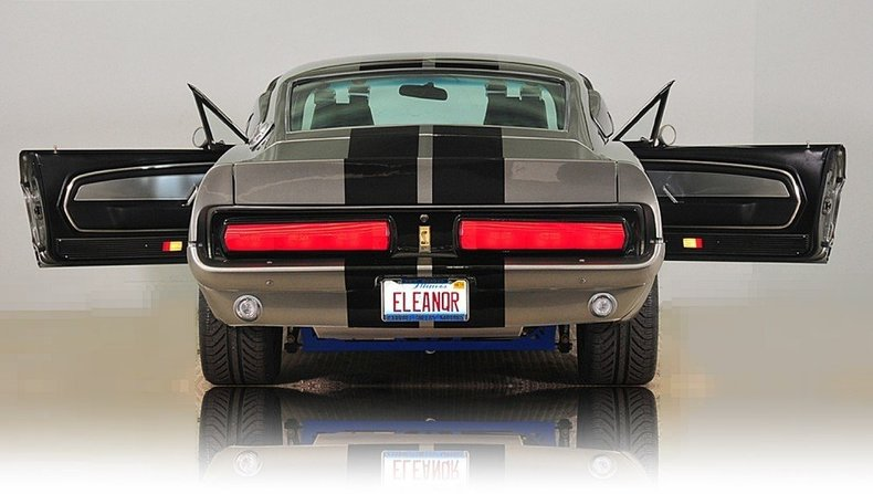 1968 Ford Mustang Image 25
