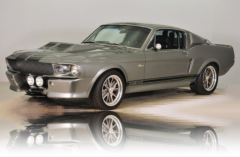 1968 Ford Mustang Image 51