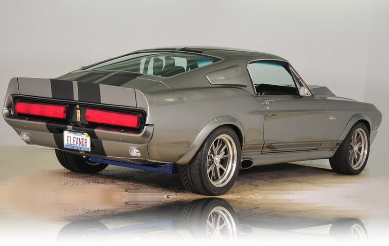 1968 Ford Mustang Image 55