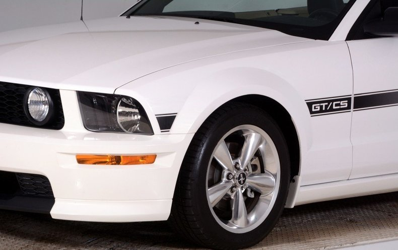2008 Ford Mustang Image 47