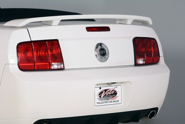 2008 Ford Mustang Image 61