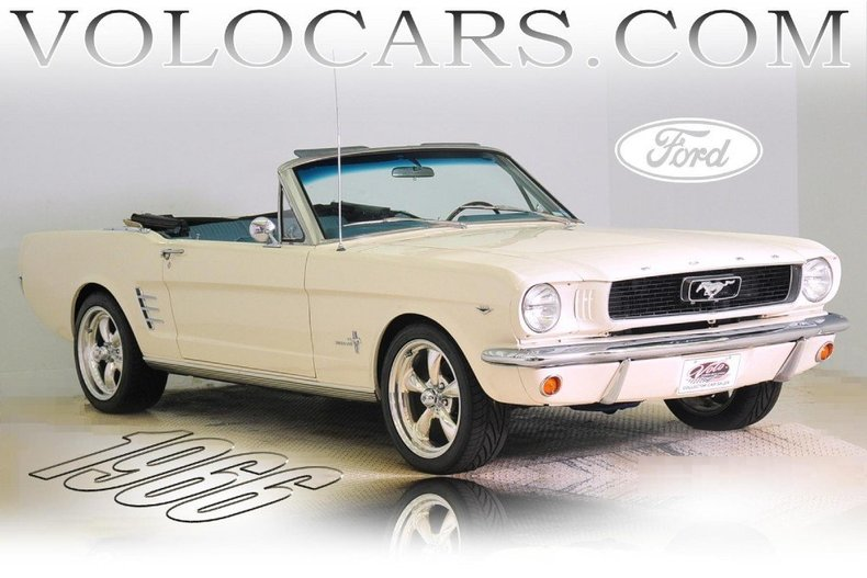 1966 Ford  Image 1