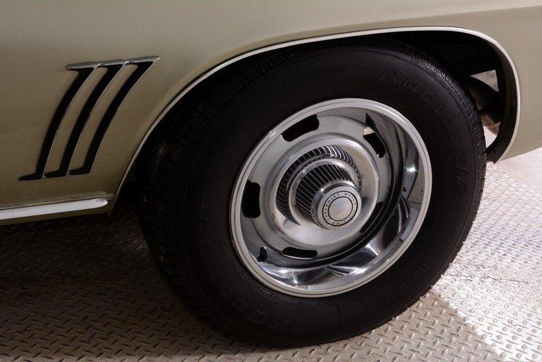 1969 Chevrolet Camaro Image 8