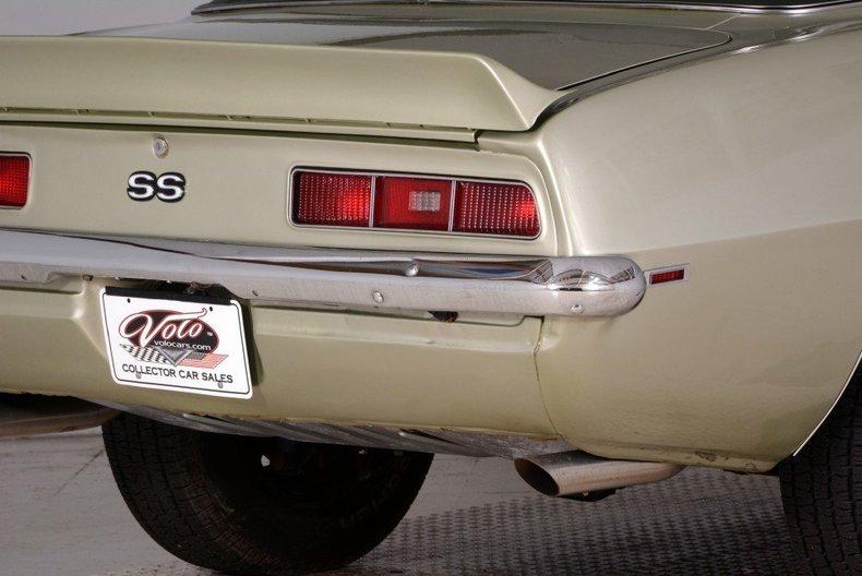 1969 Chevrolet Camaro Image 24