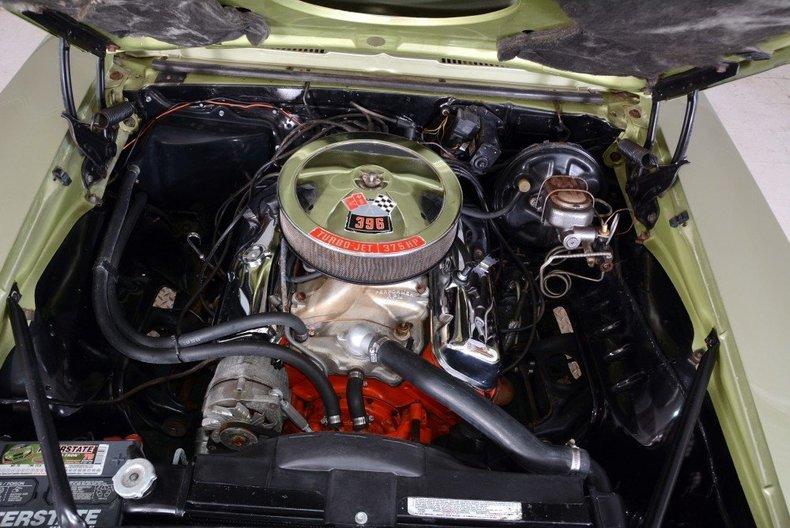 1969 Chevrolet Camaro Image 30