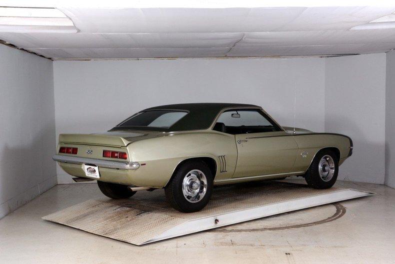 1969 Chevrolet Camaro Image 37