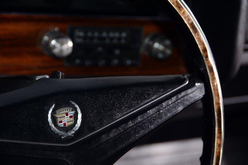 1972 Cadillac Eldorado Image 6