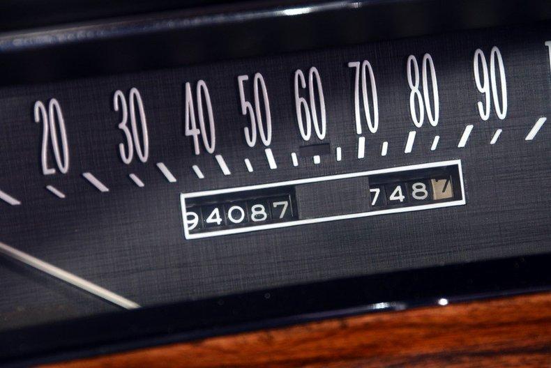 1972 Cadillac Eldorado Image 9