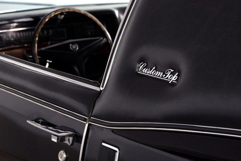 1972 Cadillac Eldorado Image 10