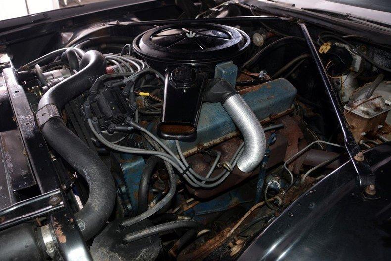1972 Cadillac Eldorado Image 13