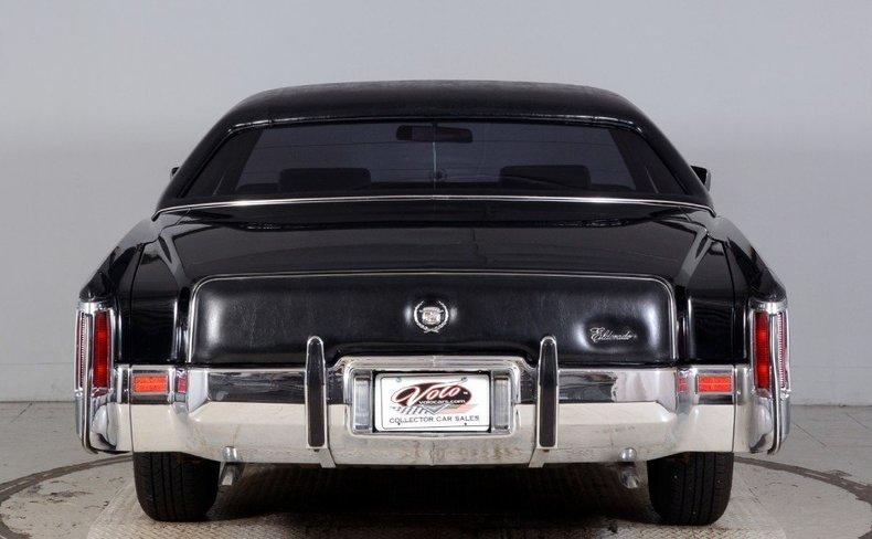 1972 Cadillac Eldorado Image 15