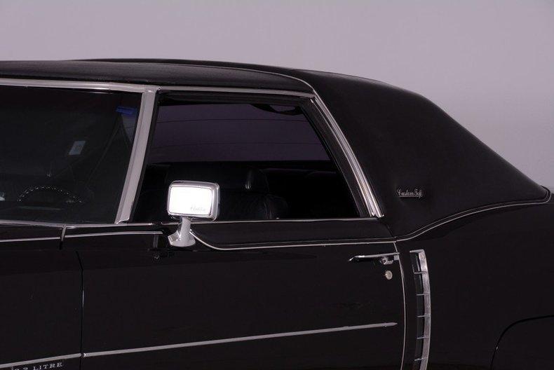 1972 Cadillac Eldorado Image 20