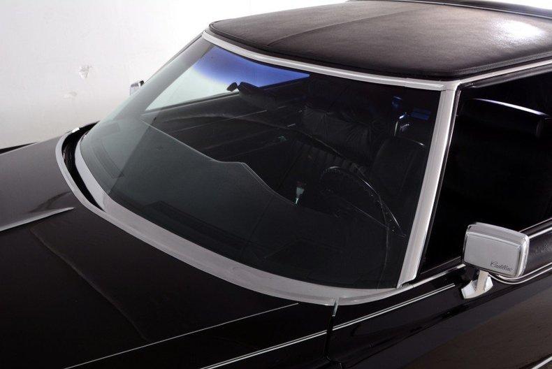 1972 Cadillac Eldorado Image 21