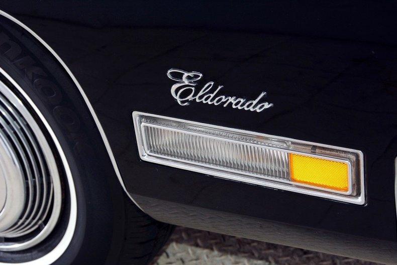 1972 Cadillac Eldorado Image 27