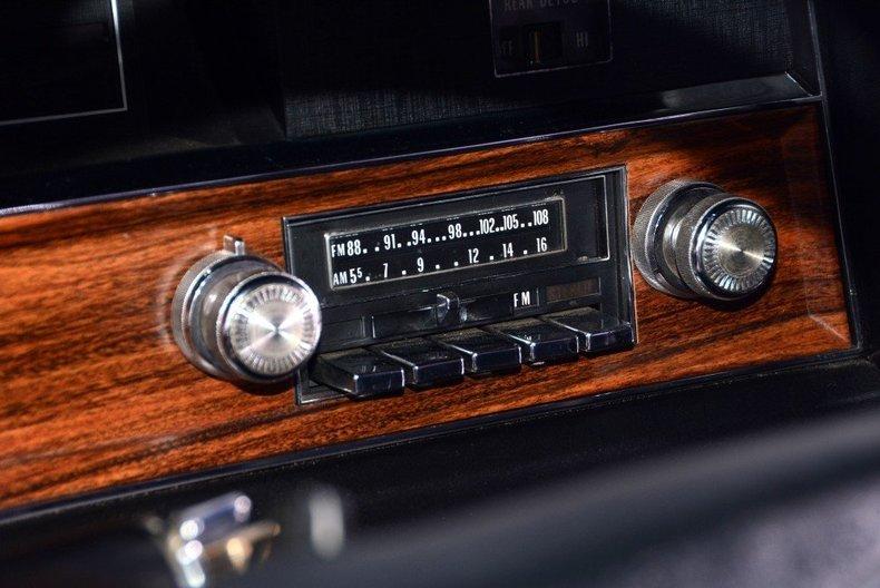 1972 Cadillac Eldorado Image 32