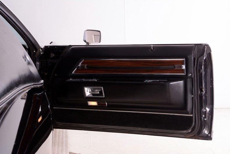 1972 Cadillac Eldorado Image 40