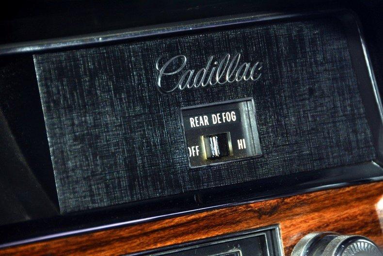 1972 Cadillac Eldorado Image 41