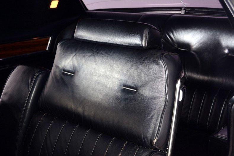 1972 Cadillac Eldorado Image 42