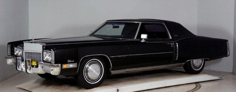 1972 Cadillac Eldorado Image 43