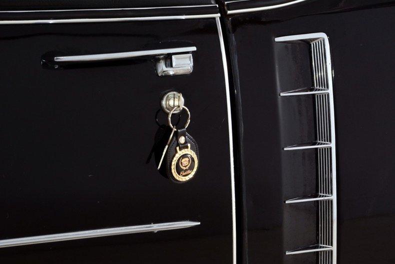 1972 Cadillac Eldorado Image 44