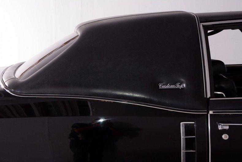 1972 Cadillac Eldorado Image 46