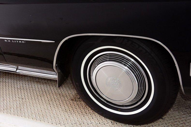1972 Cadillac Eldorado Image 47