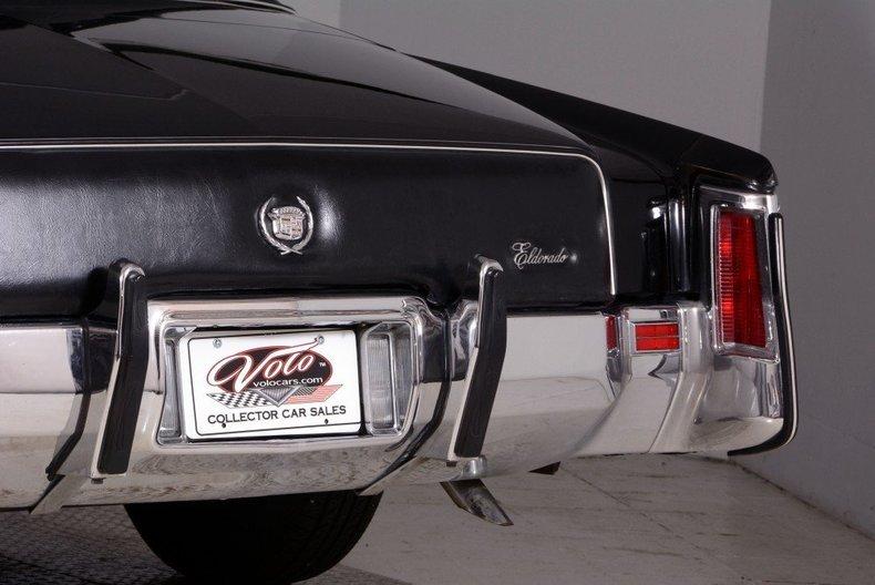 1972 Cadillac Eldorado Image 48