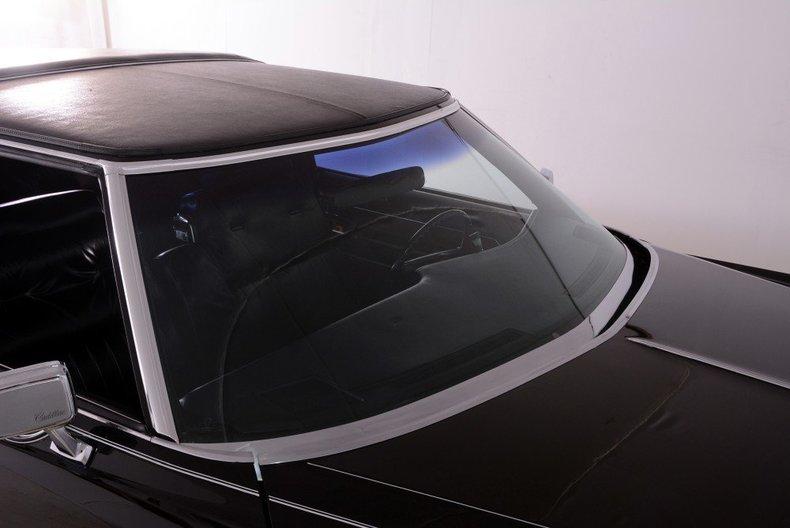 1972 Cadillac Eldorado Image 50