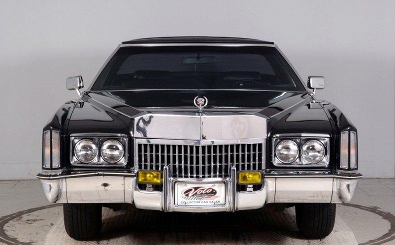 1972 Cadillac Eldorado Image 54