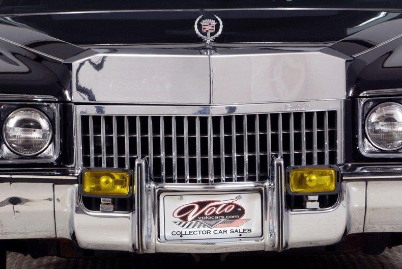 1972 Cadillac Eldorado Image 58