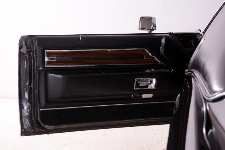 1972 Cadillac Eldorado Image 59