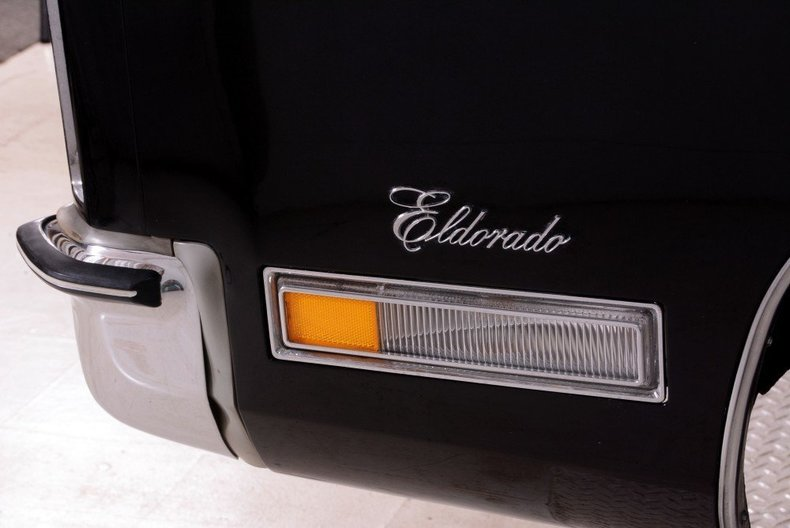 1972 Cadillac Eldorado Image 66