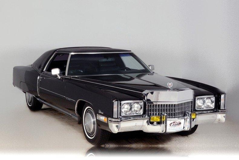 1972 Cadillac Eldorado Image 67