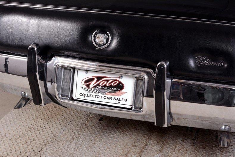 1972 Cadillac Eldorado Image 68