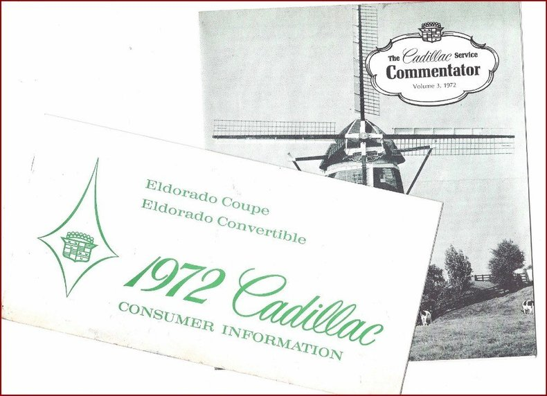 1972 Cadillac Eldorado Image 70