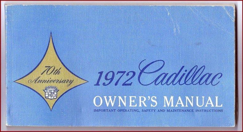 1972 Cadillac Eldorado Image 71