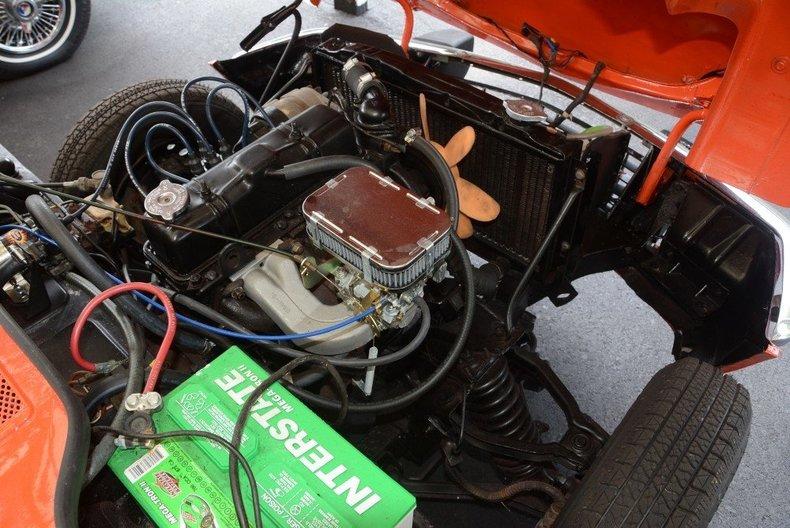 1976 Triumph Spitfire Image 20