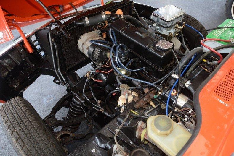 1976 Triumph Spitfire Image 29