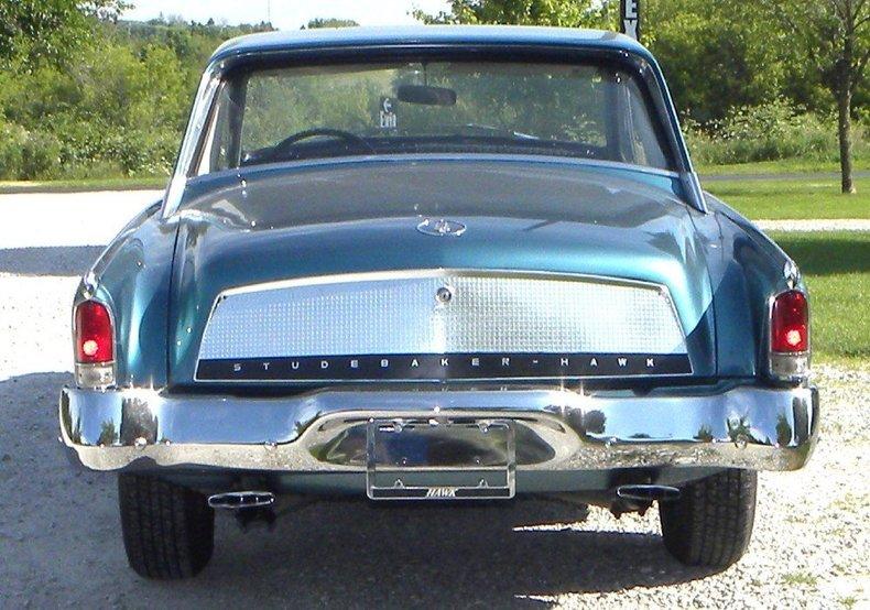 1962 Studebaker Hawk Image 6