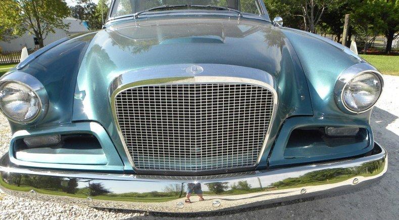 1962 Studebaker Hawk Image 9