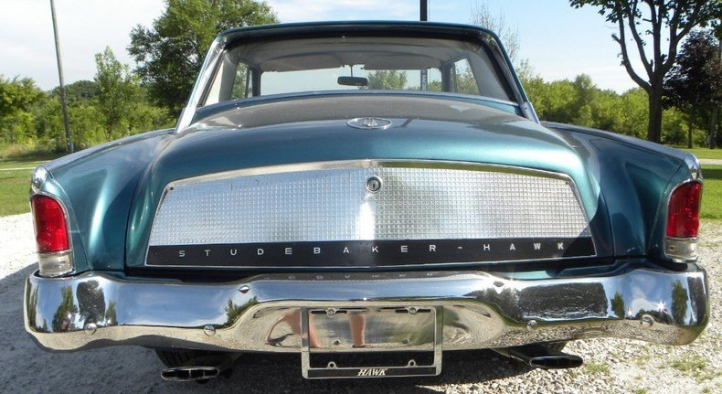 1962 Studebaker Hawk Image 11