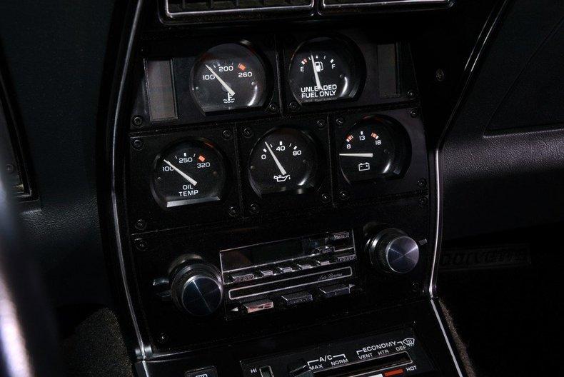 1981 Chevrolet Corvette Image 8
