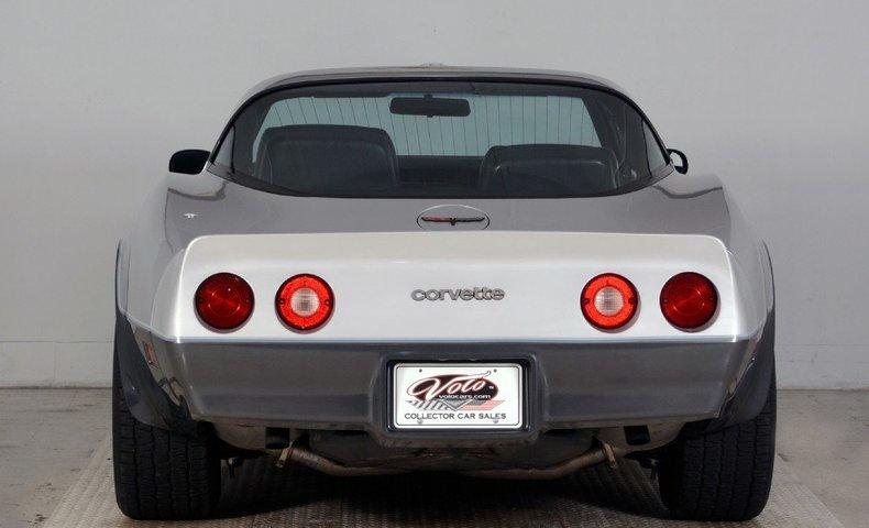1981 Chevrolet Corvette Image 12