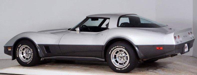 1981 Chevrolet Corvette Image 16