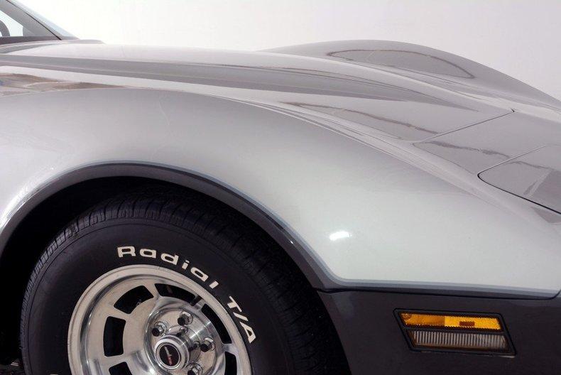 1981 Chevrolet Corvette Image 22