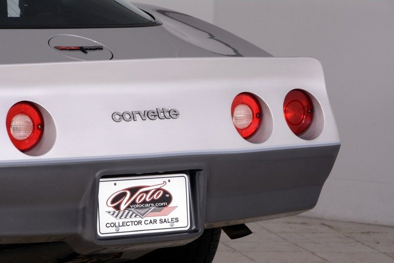 1981 Chevrolet Corvette Image 25