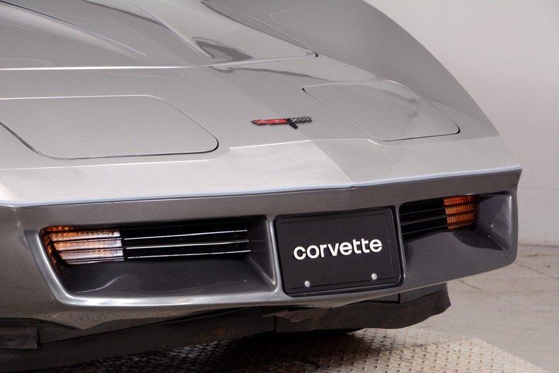 1981 Chevrolet Corvette Image 30