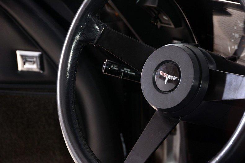 1981 Chevrolet Corvette Image 31