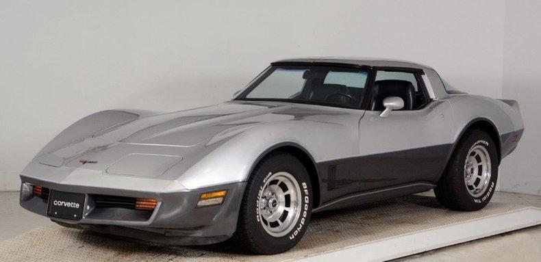 1981 Chevrolet Corvette Image 32